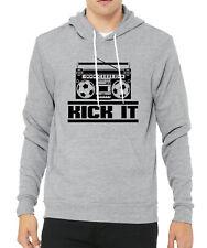 Kick is Soccer Radio, Funny Soccer Hoodies, Unisex Sweatshirts