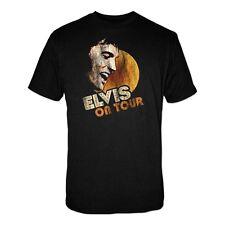 ELVIS PRESLEY - Elvis On Tour - T-Shirt / Size L