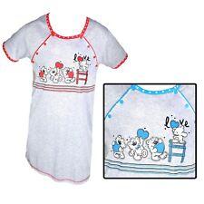 New Maternity Pregnancy Breastfeeding Nursing Nightdress size 8 10 12 14 16 18
