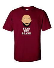 "Tim Howard Colorado Rapids ""Fear The Beard"" T-shirt  S-5XL"