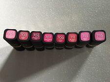 (1)  L'oreal Colour Riche Lip Collection Exclusive Lipstick Pinks,  You Choose!