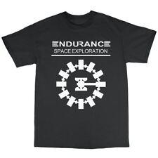 Endurance Space Exploration T-Shirt 100% Cotton Christopher Nolan