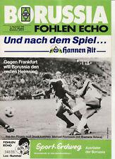 BL 86/87 Borussia Mönchengladbach - Eintracht Frankfurt