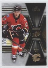 2014-15 SPx #9 Jiri Hudler Calgary Flames Hockey Card
