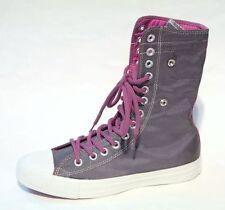CONVERSE CT Chucks KNEEE HI XHI RABBIT Grey/Purple Shoes X-HI WOMEN