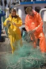 OCEAN Profi Ölzeug Smock Fischerbluse NEU + OVP