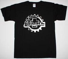 Laibach Logo Industrial Dark Wave Avant Garde Experimental NEW Black T-Shirt