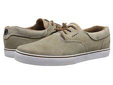CIRCA VALEOSE-MKES VALEO SE Mn's (M) Mink/Espresso Suede/Canvas Skate Shoes