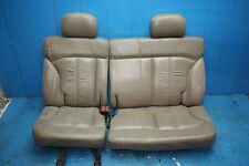 Chevrolet Blazer 4.3L Bj.01 Sitz Rücksitzbank Rücksitz Sitz hinten