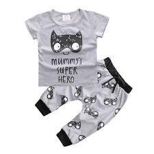 NEW Mummy's Super Hero Set Baby Kid Child Girl Boy