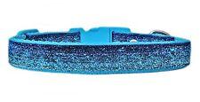 ombragé Turquoise Brillant Moyen RACE CHIEN / COLLIER DE CHIOT 4 tailles 1.9cm