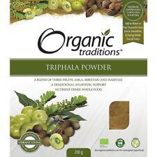 Organic Traditions Triphala Powder 200g