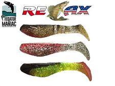 "relax kopyto 3"" (7,5 cm) 3pcs. lure,predator,casting,vetical fishing,spikey shad"
