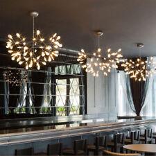 Modern Plant Pendant Light LED Chandelier Lighting Branch Ceiling Lamp Fixtures