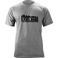 Original Oakland Skyline Raiders Nation T-Shirt