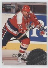 1994-95 Donruss #149 Dale Hunter Washington Capitals Hockey Card
