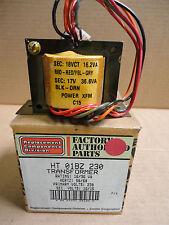 ~Discount HVAC~ HT01BZ230 - Carrier Transformer 16/36 VA 230V Primary 16/15 Sec