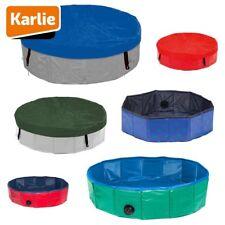 Karlie DOGGY POOL 80/120/160 cm - Cover Abdeckung - Hundepool Swimmingpool
