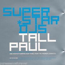 V/A - Superstar DJs: Tall Paul (UK 11 Tk Enh CD Album) (Ministry Magazine)