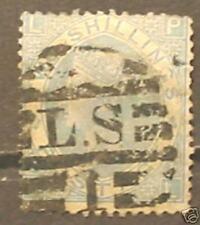 UK stamp #55 used F