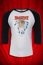 Blackfoot 1981 Vintage Tour Jersey Shirt FREE S&H Marauder Southern Rock