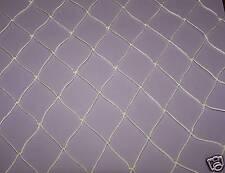 """10' x 10'  Game Bird Net Poultry Pen Netting Nylon  2"""" #208 Barrier Nets"""