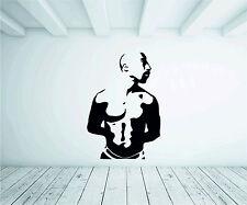 Tupac 2pac Shakur Hip Hop Wall Sticker Vinyl Graphic Decal Wall Art Transfer