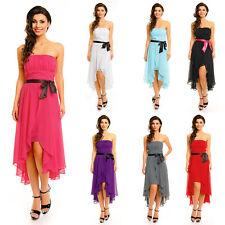 Mayaadi Kleid Chiffonkleid Abendkleid Partykleid Festkleid Cocktailkleid HS-347
