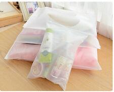 3X Waterproof Zipper Underwear Sock Storage Bag Travel Trips Luggage OrganiserLC