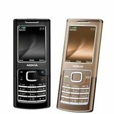 """Original Nokia 6500 Classic 3G 2.2"""" Camera Bluetooth Bar Mobile Phone Unlocked"""