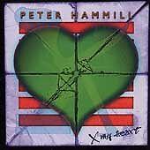 X My Heart by Peter Hammill (CD, May-1996, Discipline)