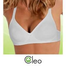 Reggiseno donna Infiore in cotone elasticizzato con coppe preformate art Cleo