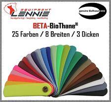 Meterware BETA-BioThane®,alle 25 Farben,alle Breiten:9|12|13|16|19|25|32|38|50mm