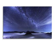 Wandbild Landschaftfotografie Milchstraße Bromo Nationalpark Indonesien Leinwand