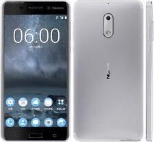 Nokia 6 64GB Dual SIM RAM 4GB ANDROID SMARTPHONE FACTORY UNLOCKED b F01