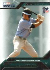 2009 TRISTAR Prospects Plus Baseball Card Pick 1-113
