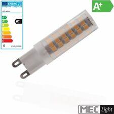 G9/GU9 LED Leuchtmittel 550Lm(=40W) 6W 75x SMD-LEDs - 3 Lichtfarben Auswahl