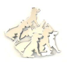 Beagle Dog Crafting Sets, Packs of 10, Many Colours & Size Options