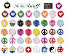Schlüsselanhänger, Kofferbeschriftung, Glücksbringer, Geschenkgruß, Hundemarke
