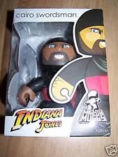 Indiana Jones Cairo Swordsman Mighty Muggs Action Figure New