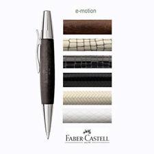 Faber-castell E-motion Bolígrafos En 6 Excelentes Acabados Con Caja De Regalo
