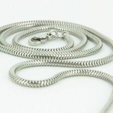 Silberkette Schlangenkette Halskette Collier Armband 925 Silber Sterling 2mm
