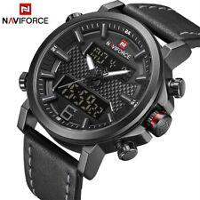 Reloj Deportivo NAVIFORCE 9125 Dual Analógico Digital Cuarzo Fecha LED Moda