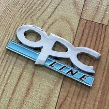 Opel Corsa 3D Metal OPC Line Automotive Badge - US SELLER