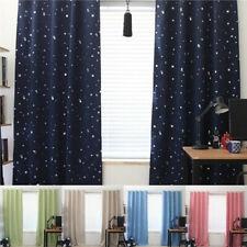 Blackout Room Darkening Curtains Window Panel Drapes Door Curtain Bedrooms Lot