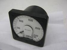 WESTINGHOUSE KA-241 AC AMP. METER