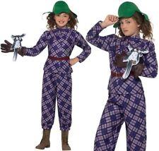 David Walliams Horrible TATA Costume Déguisement Enfants Livre jour SMIFFYS
