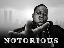 The Notorious BIG Portrait Biggie Smalls Gangsta Rap Huge Print POSTER Affiche