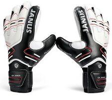 Janus NEW Goalkeeper Goalie Keeper GK Gloves Finger Protect Saving Size 7 8 9