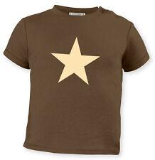 CREME STAR Baby-T-Shirt, braun
